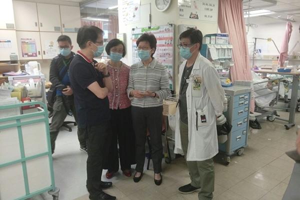 香港流感疫情严峻 两个月累计致240死