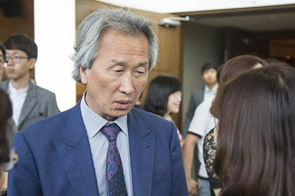 韩国知名音乐家:神韵音乐深深触动我的心