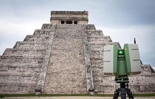 瑪雅金字塔下發現隱藏一千多年的秘密通道
