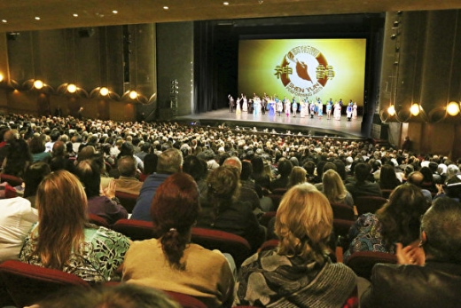 神韵开演在即 圣荷西周末下午场票已售罄