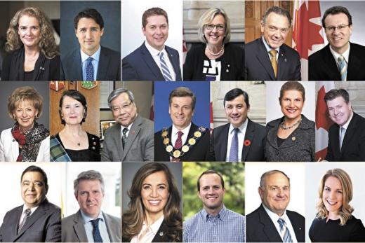 神韵加拿大巡演 总督总理三级议员祝贺