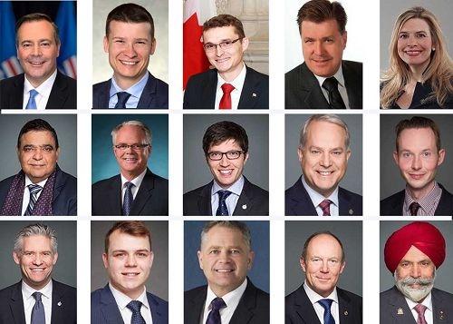 加拿大亚省政要祝贺法轮大法弘传26周年