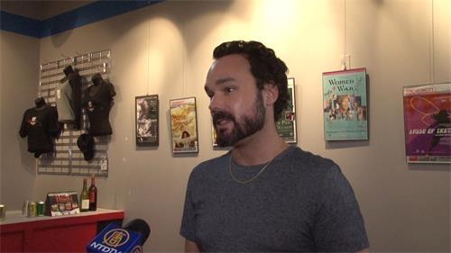 《求救信》在亚特兰大纪录片电影节上放映