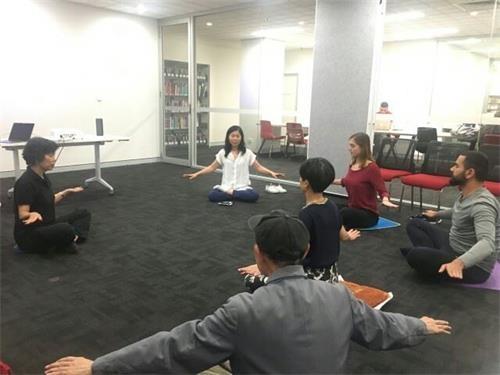 澳洲悉尼开办多个社区法轮大法教功班