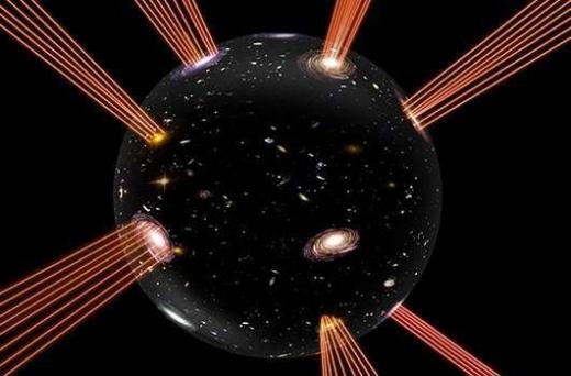 我们的宇宙:一个在额外维度上扩张的泡泡