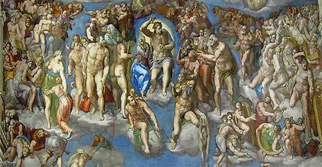 有众多神都行动起来,拿起自己的法器要随主神下世救人